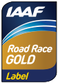 IAAF Road Race GOLD